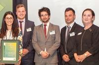 Community award winners 2014